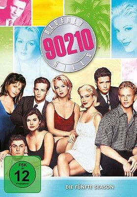 Beverly Hills 90210 Season 5 Mb  8 Dvd Neuf Jannie Garth/ian Ziering/+
