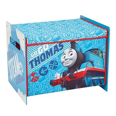Thomas & Friends Cosytime Toy Box Storage Tank Engine New