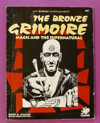 Michael Moorcock's ELRIC! The Bronze Grimoire # 2C79