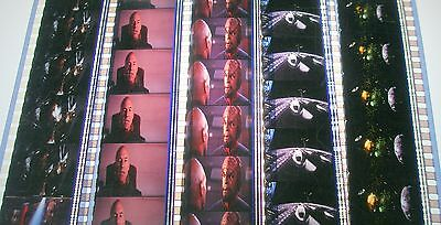 Star Trek- First Contact-  Rare Unmounted 35mm Film Cells - 5 Strips