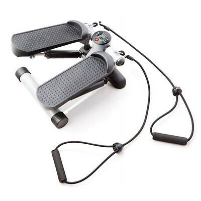 ProForm Mini Stepper Non-Slip Workout System With 2 Resistance Cords | PFMS14