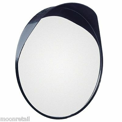 Large Traffic Convex Mirror Wide Angle Blind Spot Driveway Safety Glass 30/40cm