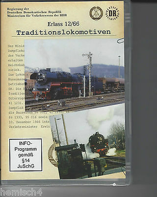 DVD Traditionslokomotiven
