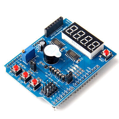 Arduino UNO R3 Learning For Multi-function Expansion Board Shield