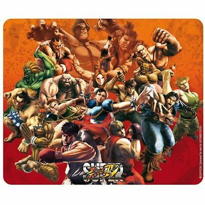 Street Fighter characters Mousepad