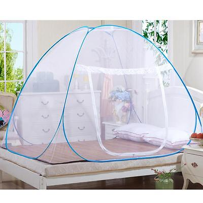 Foldable Automatic Installation Yurt Mosquito Net Yurt Prevent Insect Pop Up
