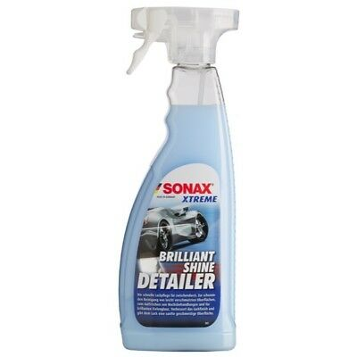 Sonax 287400-544 Xtreme Brilliant Shine Detailer 750ml Washing Cleaning Care Car
