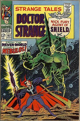 Strange Tales #162 - VF/NM