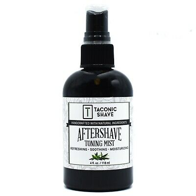 After Shave Hydrating Toning Mist by Taconic Shave All Natural  & Alcohol Free