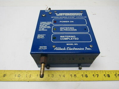 Alltech WG-48 Watergenius Forklift Battery Watering System Controller 48VDC