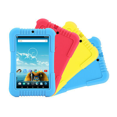 """iRULU 7"""" Tablet PC for Education Kids Children Android 5.1 Quad Core 16GB Camera"""