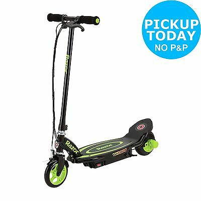 Razor Power Core E90 Electric Scooter - Green -From the Argos Shop on ebay