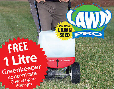 Lawn Pro EarthWay Sprayer 22 Ltr Capacity For Fertilizers Herbicides Pesticides