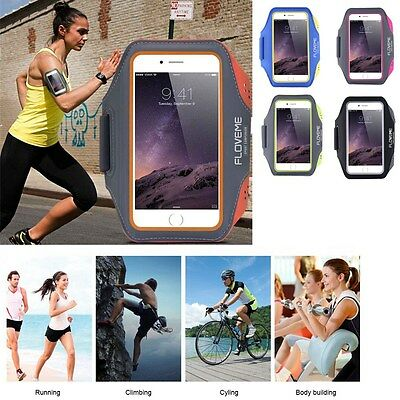 Running Jogging GYM Sport Armband Holder Arm Strap Pouch Case For iPhone 6S 6 7