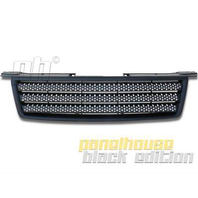 NEW Isuzu D-MAX 08-11 Grill BLACK EDITION Range Rover Style DMAX Upgrade Grille