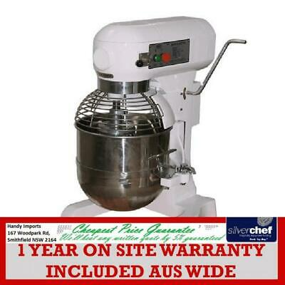 Fed Commercial 20 Litre Heavy Duty Pizza Dough Mixer Maker Making Bread Do B20Kg