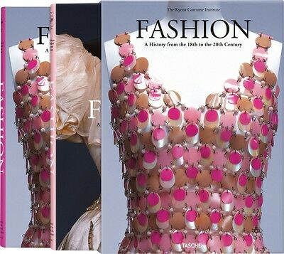 Fashion. A History from the 18th to the 20th century (Hardcover),. 9783822827635