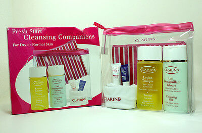 Clarins Coffret Multi Les Essentiels Du Demaquillage, Cleansing Companions