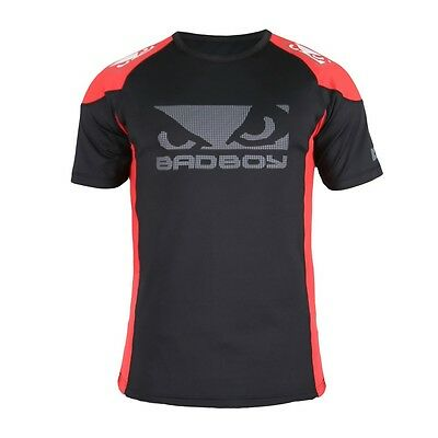 BAD BOY PERFORMANCE WALKOUT 2.0 T-SHIRT GYM MMA Training Sparring
