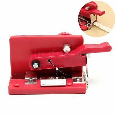 Paper Quilling Fringer Handmade Cutting Tool For DIY Paper Craft Scrapbooking N