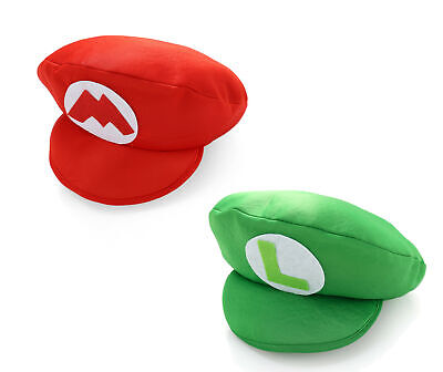Super Mario Bros Foam Hat Cap