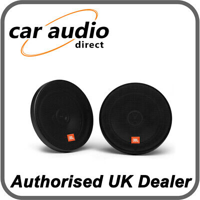"JBL STAGE 602E 6.5"" 16.5cm 135W 2 Way Coaxial Car Audio Door Speakers Upgrade BN"