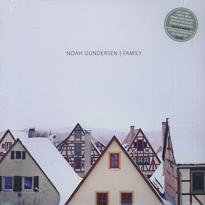 Noah Gundersen - Family (Vinyl LP - 2015 - US - Original)