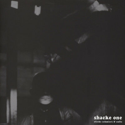 Shacke One - Stecks Schmiers & Suffs (Vinyl LP - 2016 - DE - Original)
