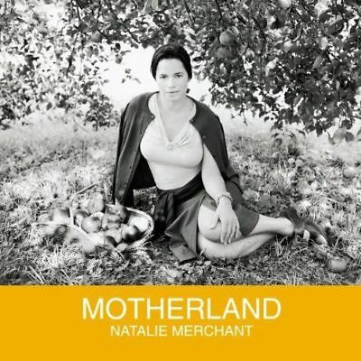 Natalie Merchant - Motherland NEW CD