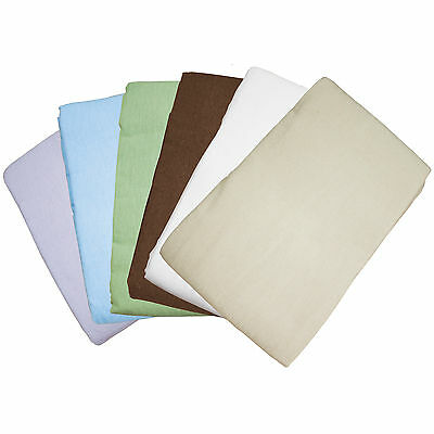 Massage Flannel Flat Sheets 10pk