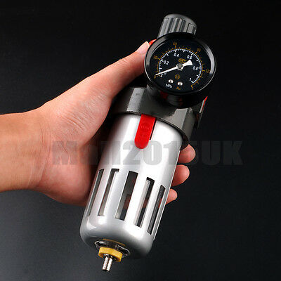 Air line Filter Regulator 150ml Compressor Water Trap Pressure