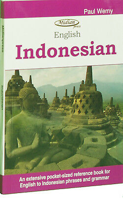 Indonesian phrase book Bahasa Indonesia learn to speak Indonesian