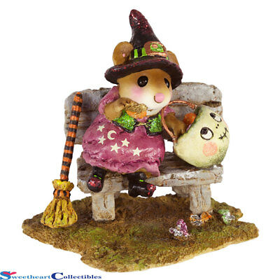 Wee Forest Folk 2016 Halloween Time Out for Treats M-588