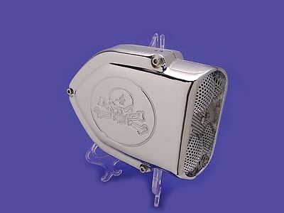 Chrome V-Charger Air Cleaner, EA,for Harley Davidson motorcycles,by V-Twin