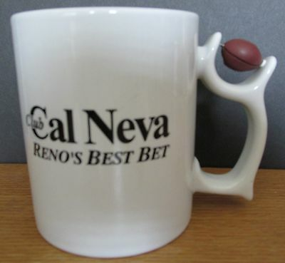 Glasses, Cups, Mugs, Casino Memorabilia, Casino