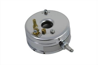 Single Point Zinc Distributor Base, EA,for Harley Davidson motorcycles,by V-Twin