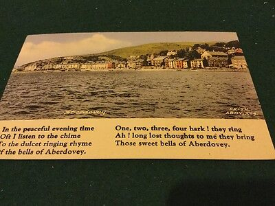 Old Postcard Aberdovey