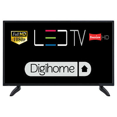 "Brand New Digihome 43287FHDDLED 43"" LED TV Full HD 1080p With Freeview HD"