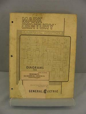 Mark Century 1050MCL Numeric Control Manual – Diagrams