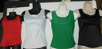 NWT Unisex rawedge Dance Tank Top  Spandex 6 Colors Wolff Fording Hiphop shirt