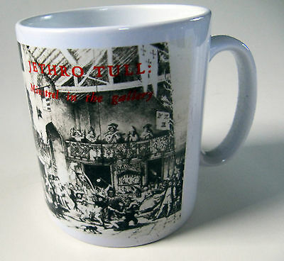 JETHRO TULL Minstrel in the Gallery cd  lp artwork official RARE coffee Mug cup