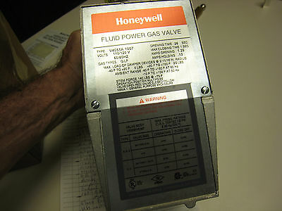 Honeywell V4055A1007 Fluid Power Actuator