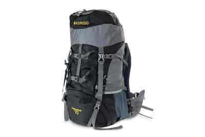 NEW Komodo Backpack 70L Conqueror 35 x 25.5 x 79cm Backpacks