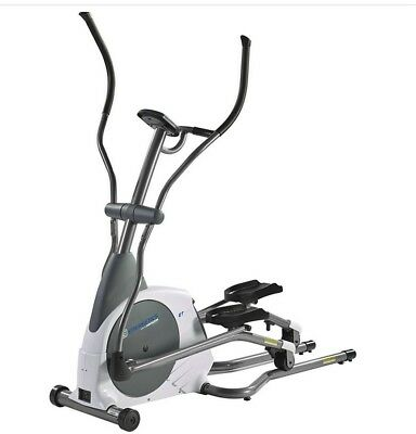 Energetic Crosstrainer ET 990 Made by Horizon power-magnetbremssystem White