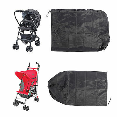 Portable Gate Check Baby Umbrella Buggy Pushchair Stroller Cover Travel Bag
