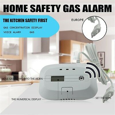 Portable Multifunctional Gas Detector Combustible Gas Tester LS-838-11W-SYG-A ZA