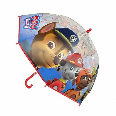 Children Kids Paw Patrol Character Plastic Umbrella