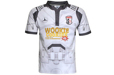 Olorun Galactic Trooper Supporters Rugby Shirt S-7XL