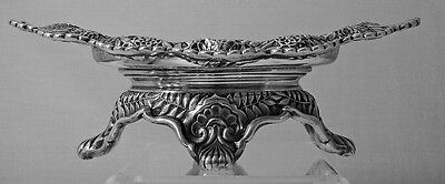 Sweet Meat Dish by Tiffany & Co. sterling silver.