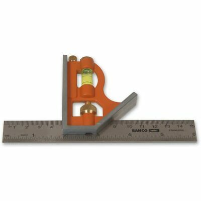 Bahco CS150 Combination Square 150mm (6in)